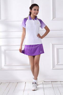 Model Baju Olahraga Badminton Wanita