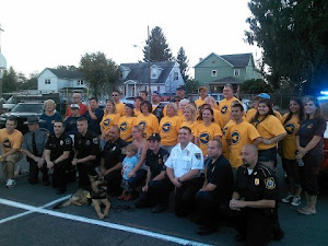 National night out in Duryea