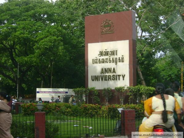 Anna University Review procedure 2014
