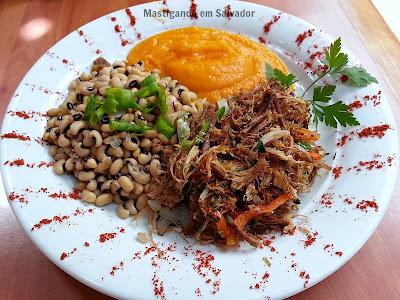 Restaurante Carro de Boi: Carne do Sol Caiçara