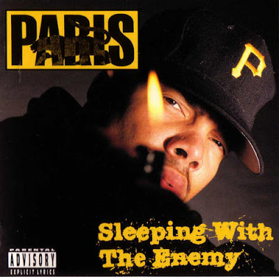 Paris – Sleeping With The Enemy (CD) (1992) (FLAC + 320 kbps)