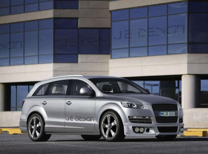Sports Cars Audi Q7 Sport