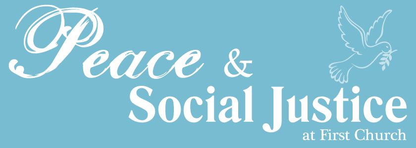 First Church Peace and Social Justice
