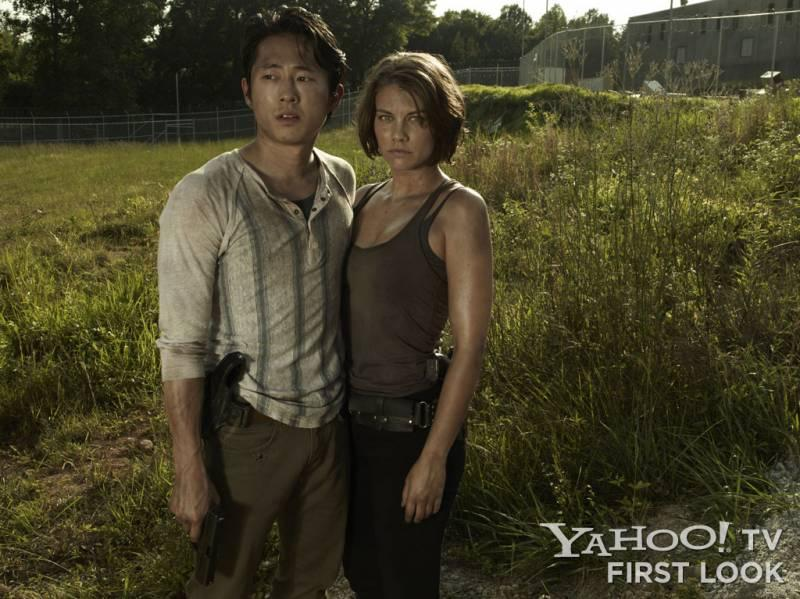 Yahoo! TV nos brinda nuevas imagenes de The Walking Dead T3