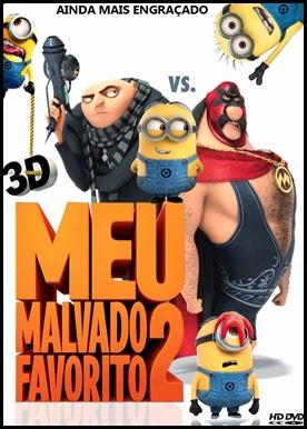 Download - Meu Malvado Favorito 2 - Dublado