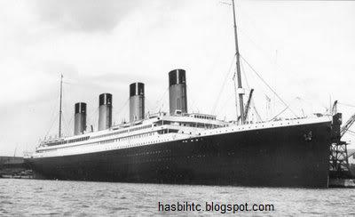 Kumpulan foto fot Asli Kapal TITANIC