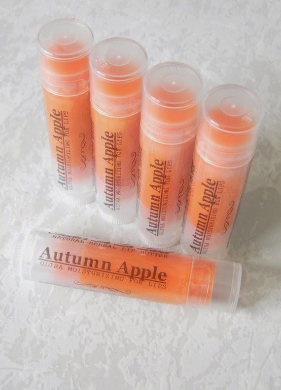 apple lip butter balm