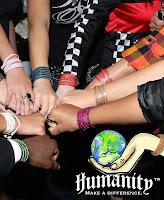 Humanity Bracelet Leather4
