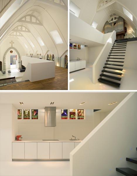 Beauty Church at Netherland
