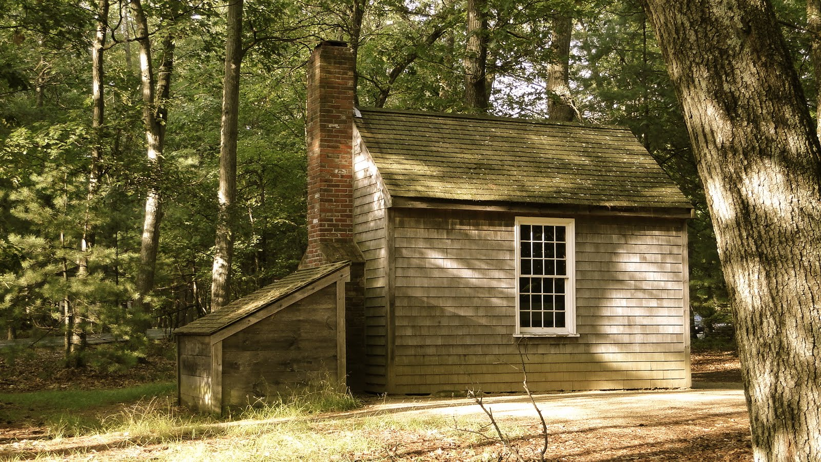 Experimental Theology On Walden Pond Quot To Live Deliberately Quot