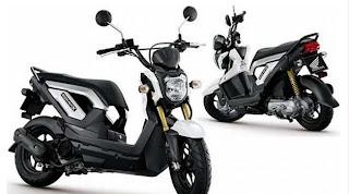 Honda+Zoomer+X Spesifikasi dan Harga Honda Zoomer X
