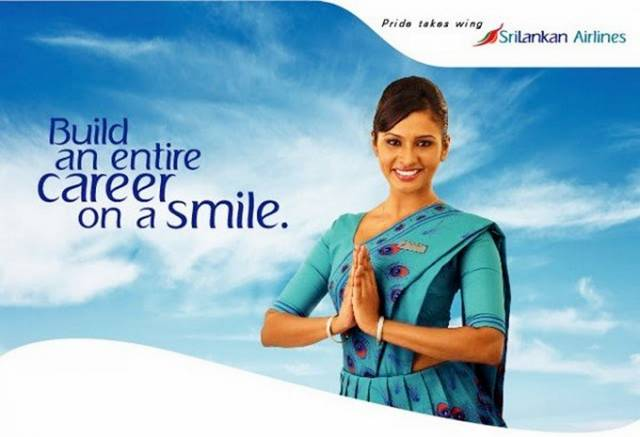 27SriLanka252CSriLankaAirlinesAirHostess - Air Hostess From Different Countries