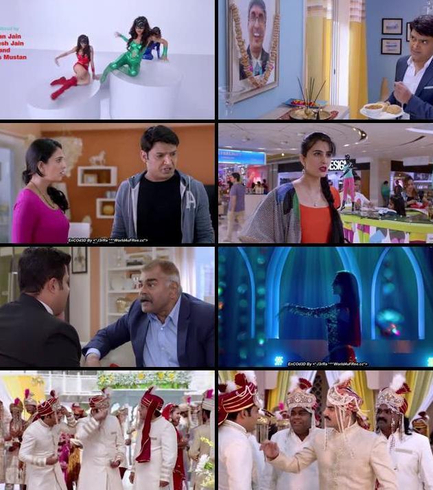 Kis Kisko Pyaar Karu 2015 Hindi 480p HDRip