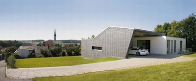 Germany, Design House, Modern House Germany