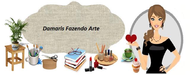 Damaris Fazendo Arte