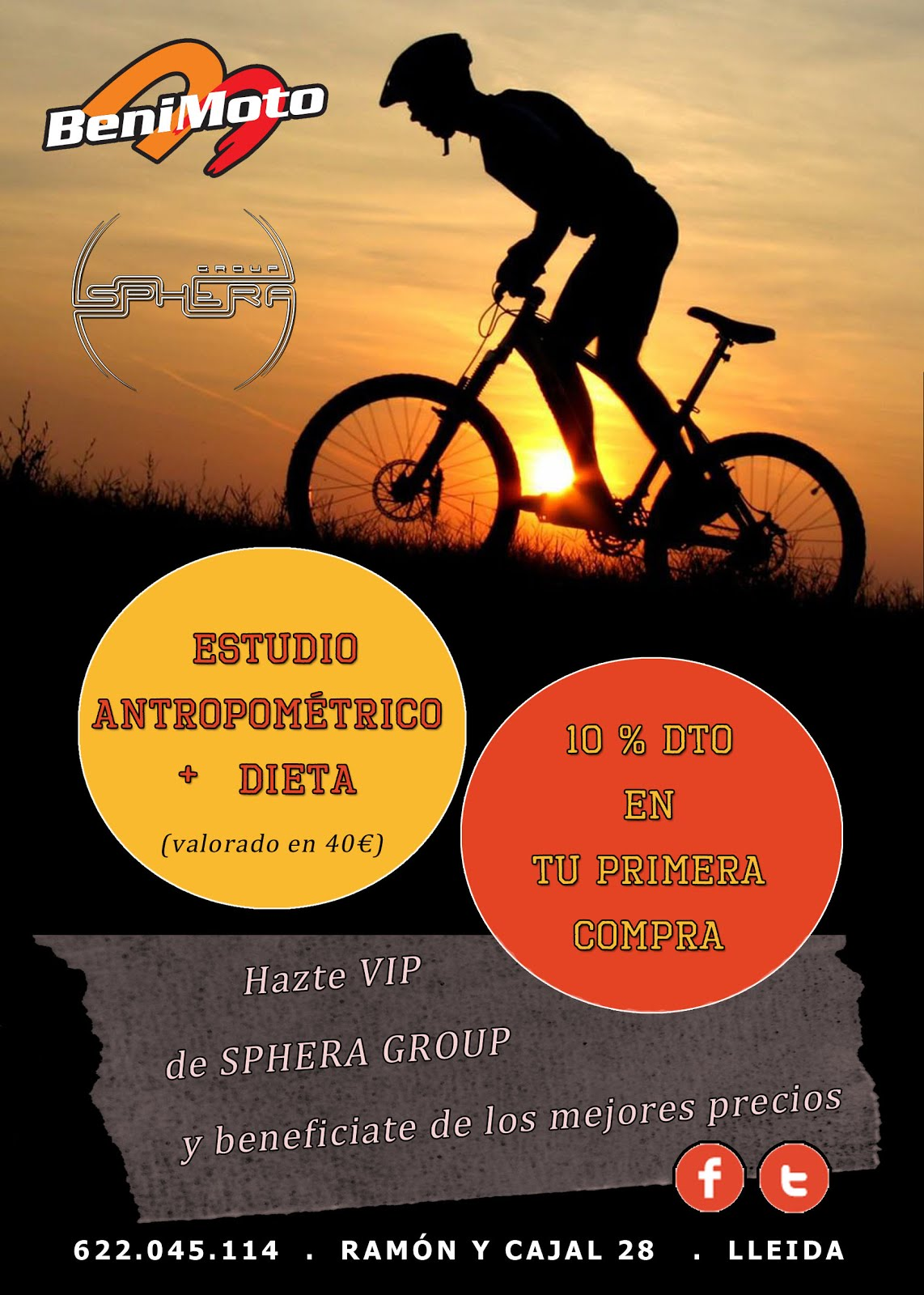 BENIMOTO Y SPHERA GROUP
