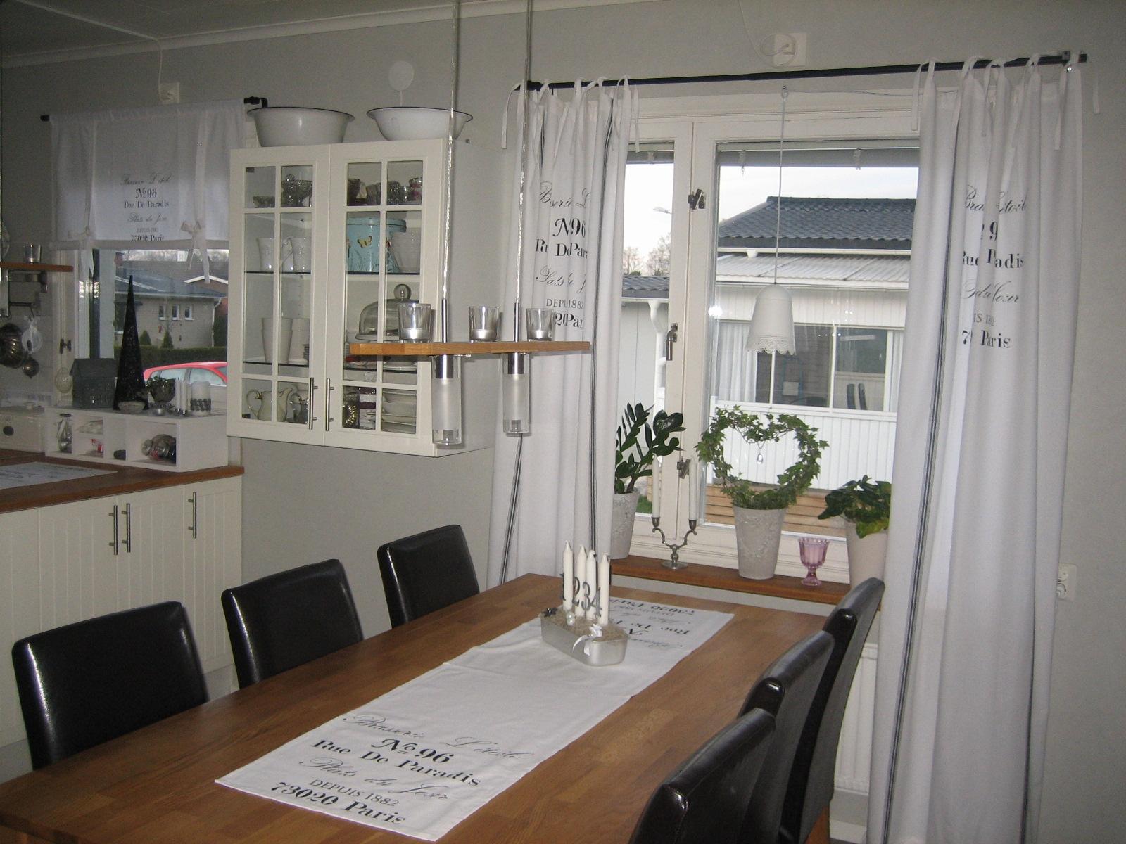Vita huset 28: Nytt i köket