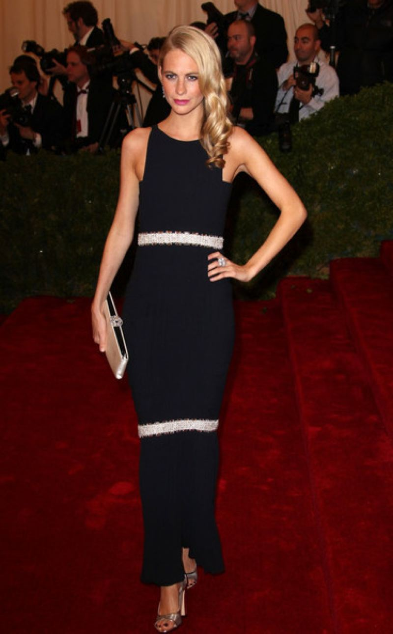 Poppy Delevingne @ 2012 Met Gala, May 7