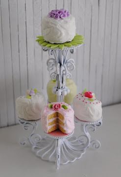 Fancy Cake Stand
