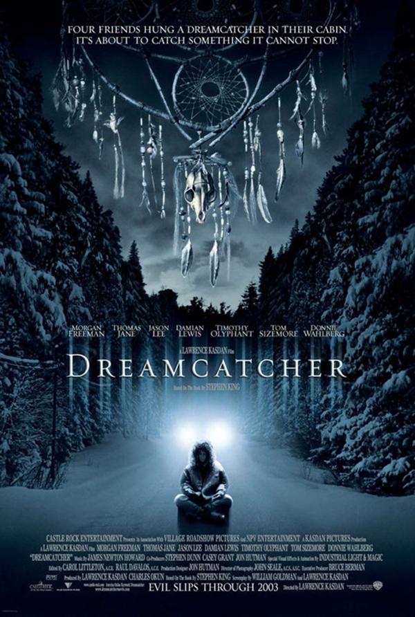 El cazador de sueños (Dreamcatcher)