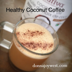 Healthy Coconut Coffee