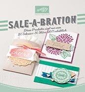 Sale-A-Bration Zusatz