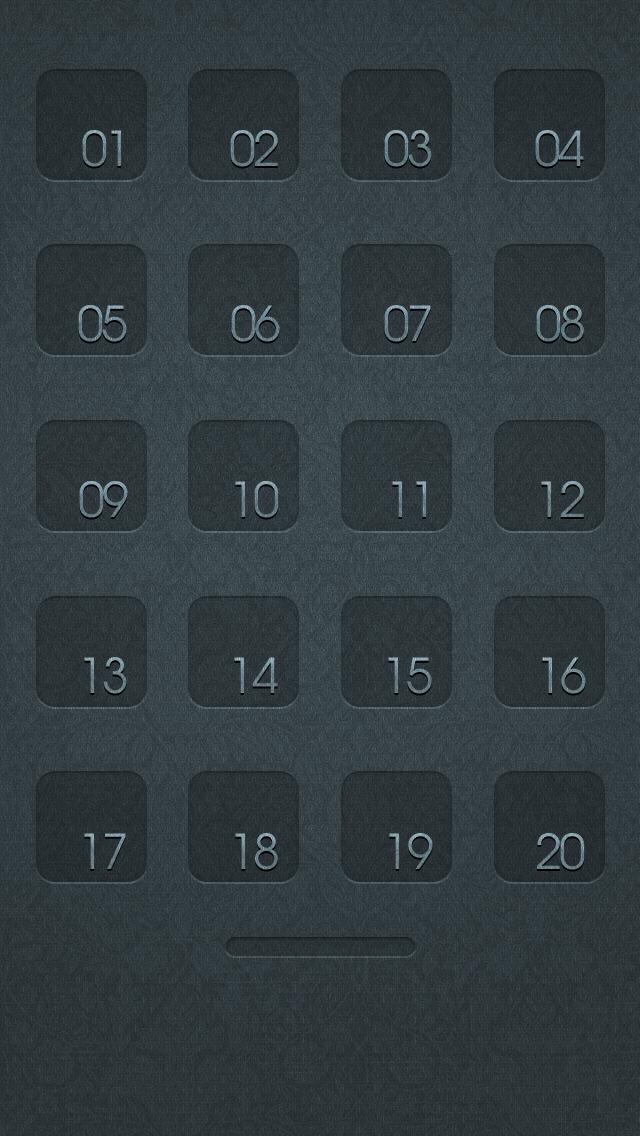 top iphone 5 home screen wallpapers gizmolab tech blog