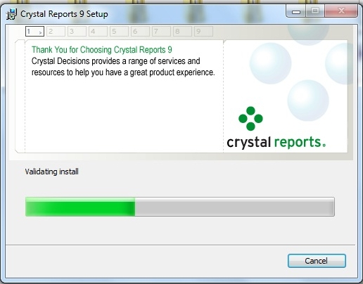crystal reports software free  for windows 7