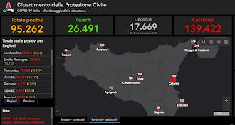 COVID-19 Italia - Monitoraggio 8 Aprile