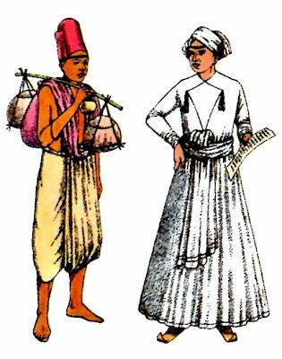 Vaisyas La India Aria 1500-500...