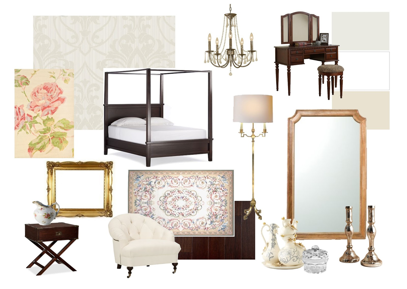 Downton Abbey Bedrooms