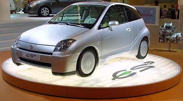 Foto Mobil Konsep Toyota ES3 07