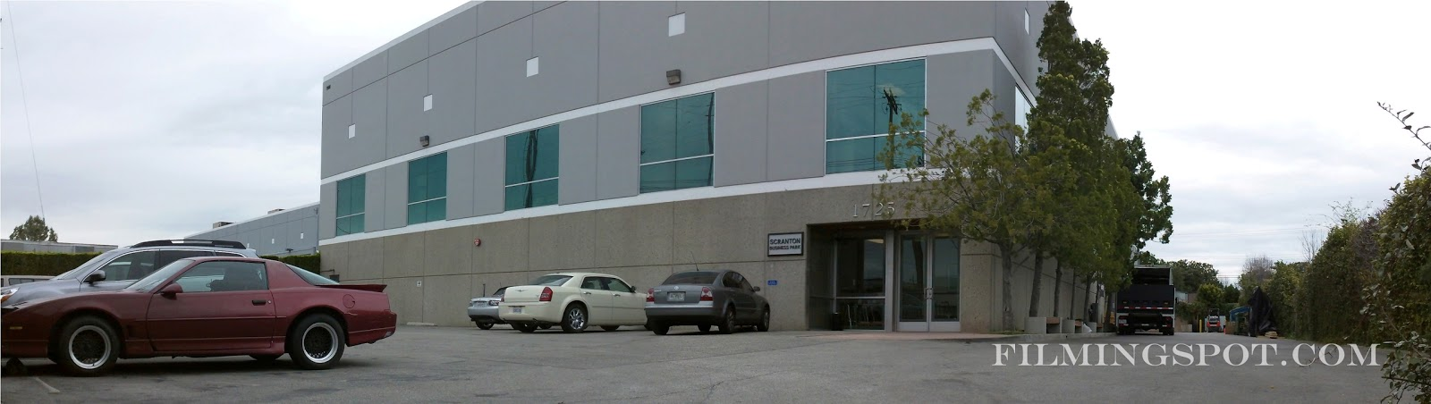 Where Is The Actual Dunder Mifflin Office Building