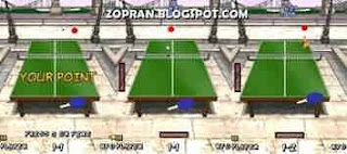 smash ping pong java games