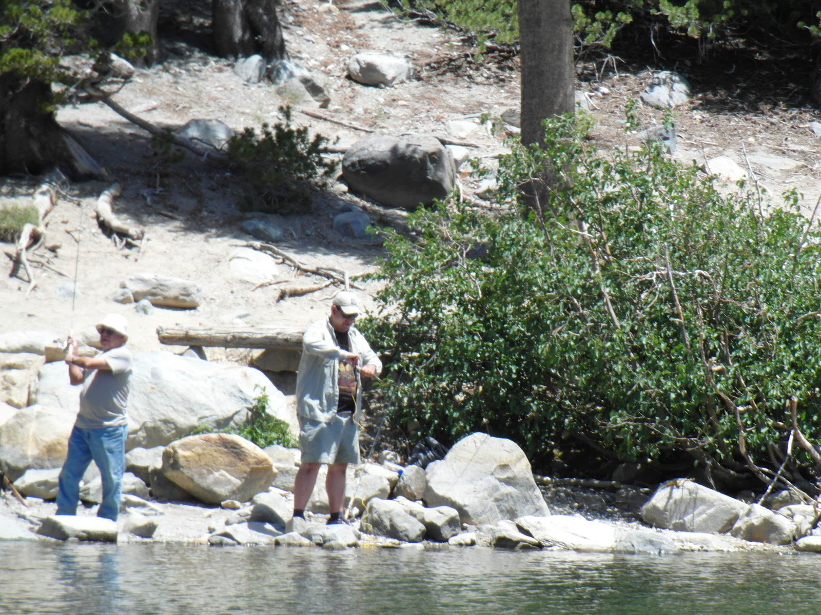La buena vida fishing the eastern sierra nevada 2012 for Eastern sierra fishing