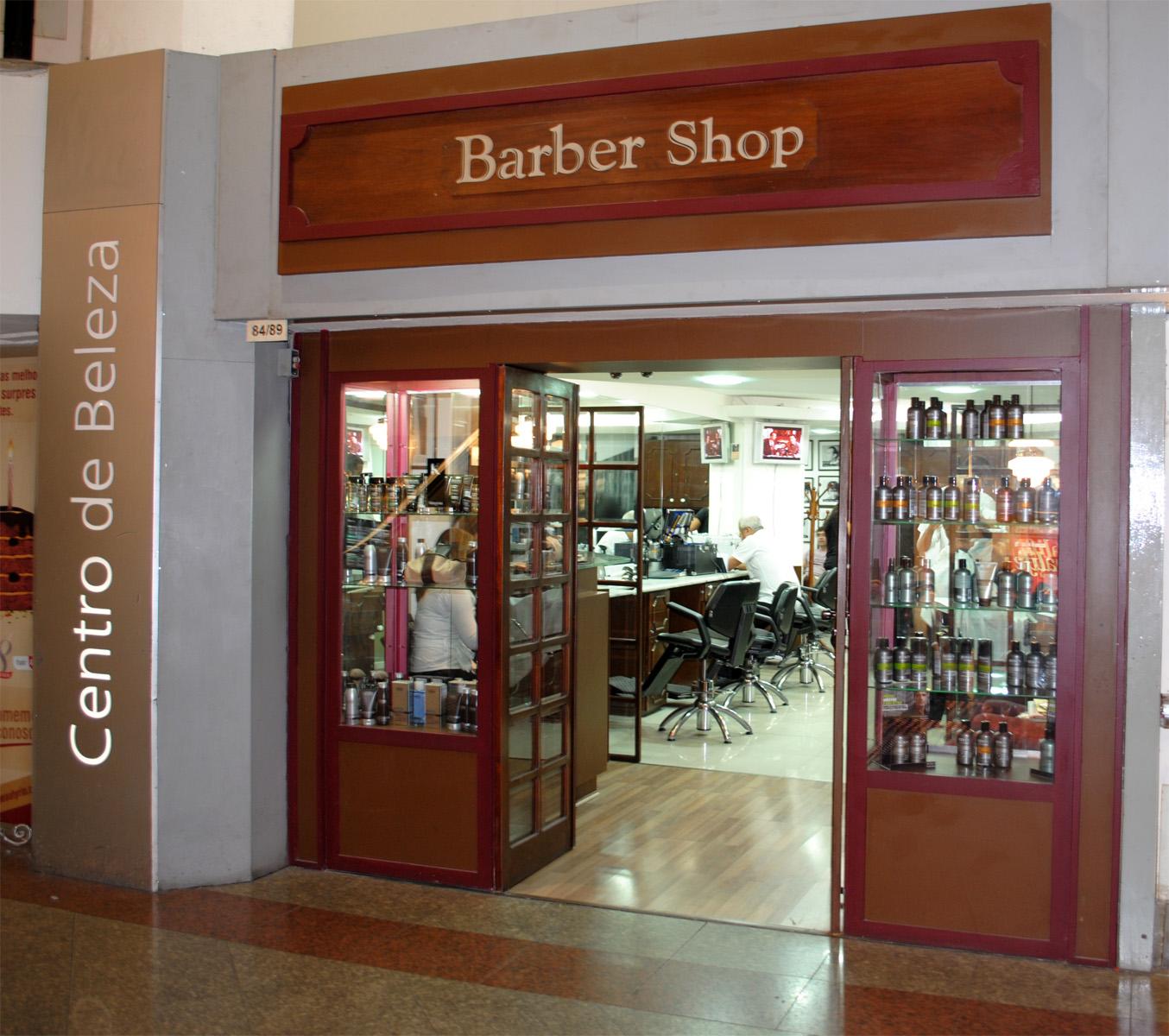 Barber Shop La Quinta : Blog da MercadoCom: Barbearia com estilo londrino