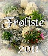 FRØLISTE 2011