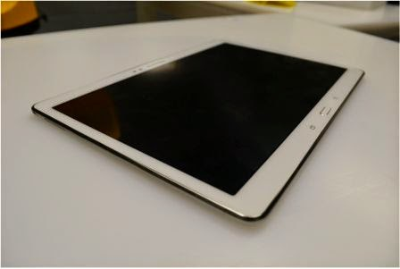 Samsung Galaxy Tab S akan resmi diperkenalkan 12 Juni