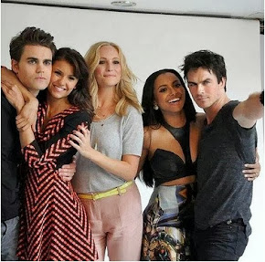 TVD Cast at Comic-Con 2013
