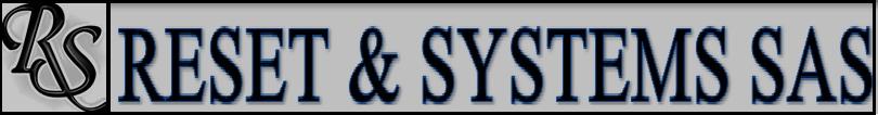 RESET & SYSTEMS SAS
