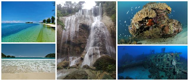 Tempat Wisata PULAU MOROTAI yang Wajib Dikunjungi - Provinsi Maluku Utara
