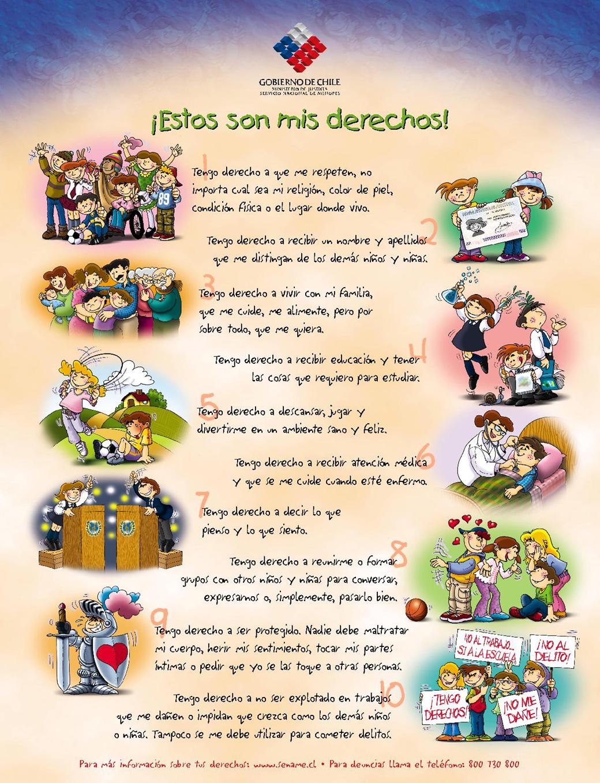Imagenes De Los Derechos Del Nino