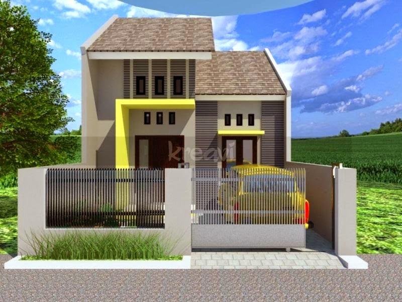 Contoh Desain Rumah Minimalis Yang Populer