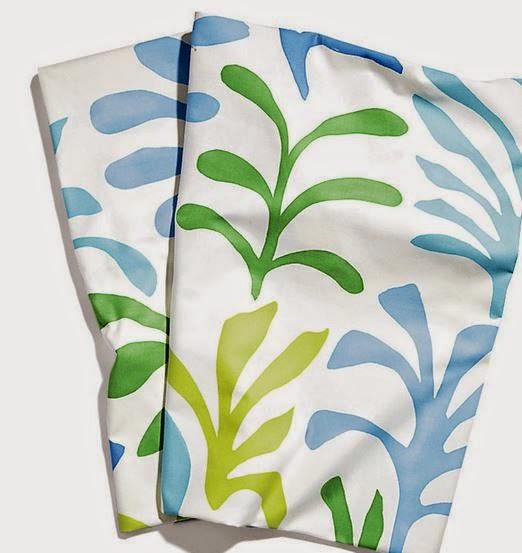 #matisse inspired fabric as seen on http://schulmanart.blogspot.com/2014/07/matisse-by-yard.html