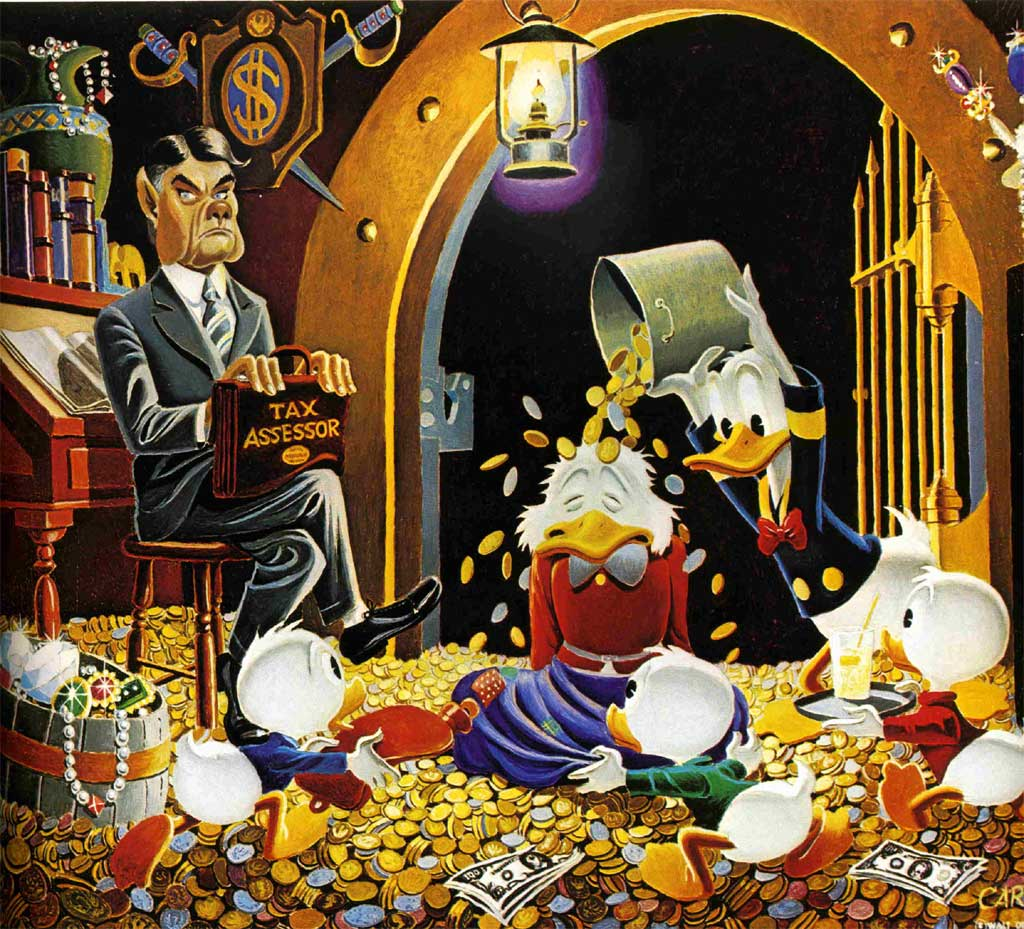 Artists In Weird Places Carl Barks 39 Mickey Mouse And Goofy