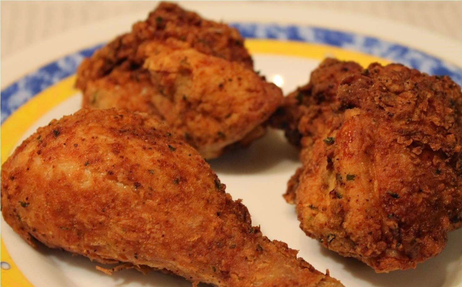 Pollo Frito De Kentucky