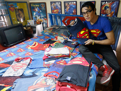 Herbert Chavez Superman dari Filipina