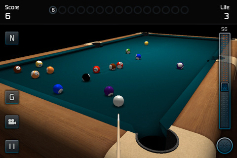 3DPool Game full