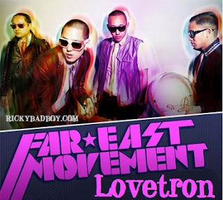 Far East Movement - Lovetron Lyrics
