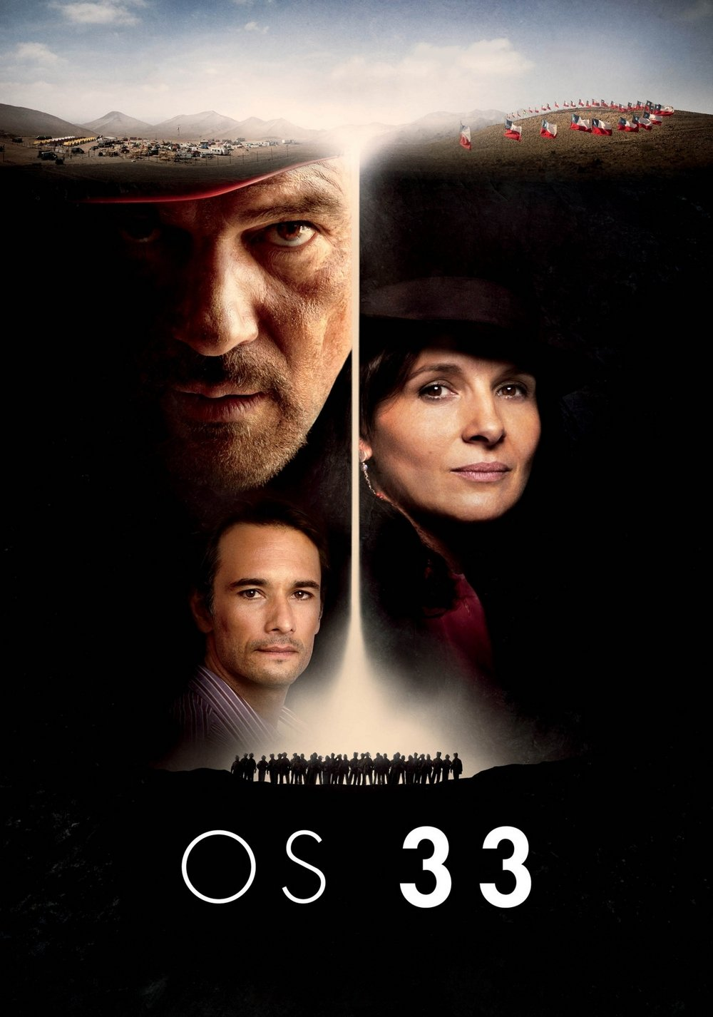 Os 33 – Legendado (2015)
